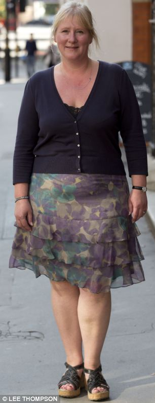 Close ties: Kristen Farage (pictured), the Ukip leader's second wife, was born in Hamburg