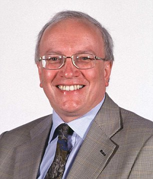 Professor of Soft Matter, Malcom Bolton