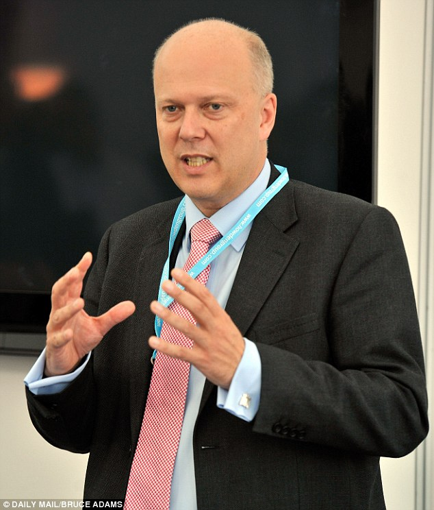 Justice Secretary Chris Grayling warned of campaigns ¿hiding behind a veneer of neutral non-partisanship¿