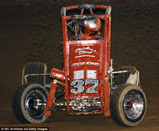 Gambacorto was driving a three-quarter midget, an open-wheel miniature race car which at 75 percent the size of a full midget (stock image)