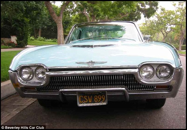 Strummer bought thedouble black-plate Bullet body style T-bird for $4,200 in 1987