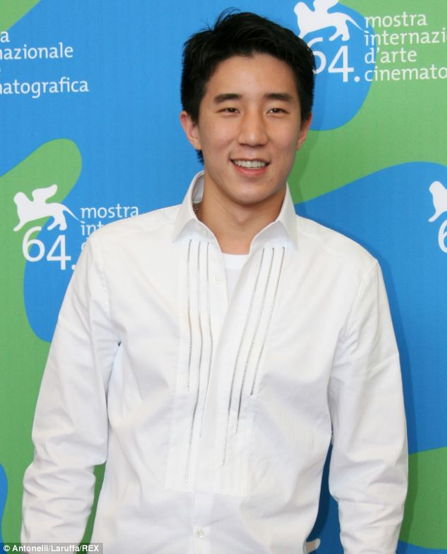 Police said more than 3.5ounces of marijuana was found at the Beijing home of Jaycee Chan, 32