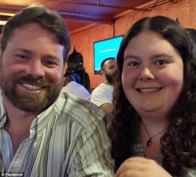 Arrests: Stephen Howells and Nicole Vaisey, both pictured, can expect more charges to be filed against them, the district attorney said. The couple allegedly snatched two Amish girls and sexually abused them