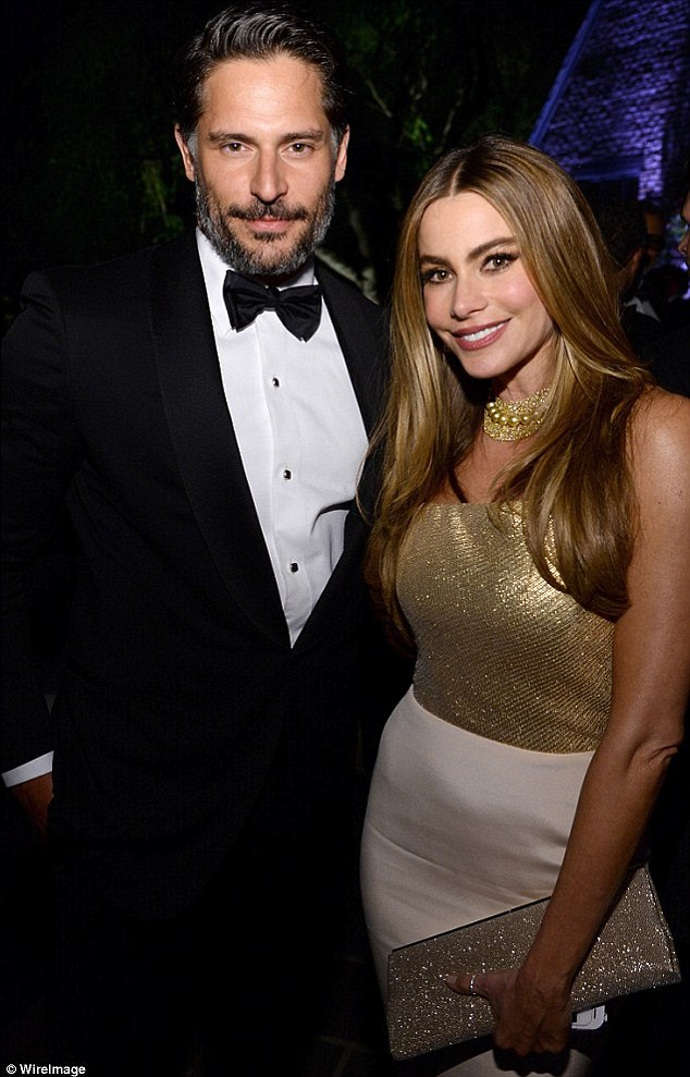 Love at first sight: The genetically-blessed couple caught each others' eye at the White House Correspondents' Dinner on May 3, though the Modern Family star was still with fiancé Nick Loeb at the time, with the pair splitting just weeks later