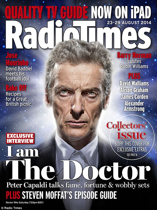 Norman's comments are in his column published in this month's edition of the Radio Times