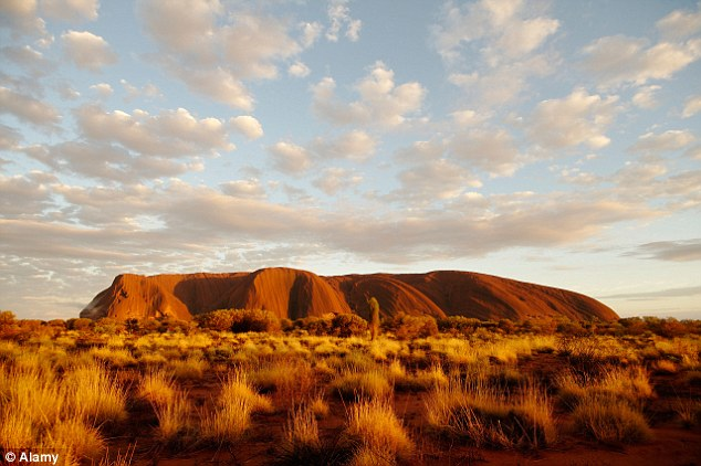 Must see Australia: Uluru, more famously known as Ayers Rock, is the world's largest single rock