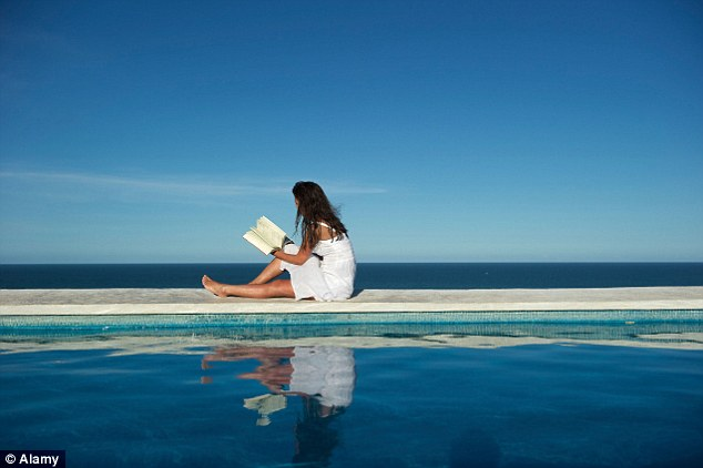 A good beach read: Our ideal book by the pool is one from the Game of Thrones series