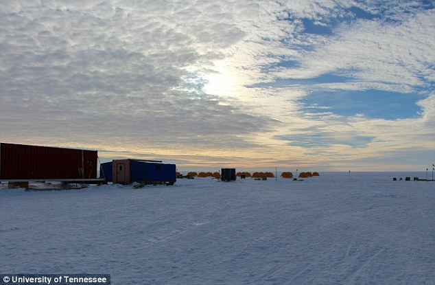 A flourishing ecosystem has been found a mile and a half beneath Antarctic ice in a lake that has been cut off from the outside world for millions of years. The discovery was made by US scientists who found tiny organisms that generate energy for growth from the natural ammonium and methane in the environment