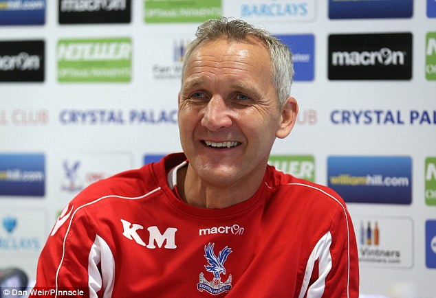 Which direction? Caretaker boss Keith Millen says the club face uncertainty as they remain without a manager