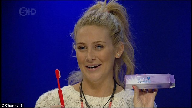 Task time: The house was given their first full shopping budget challenge with Stephanie and Gary up first