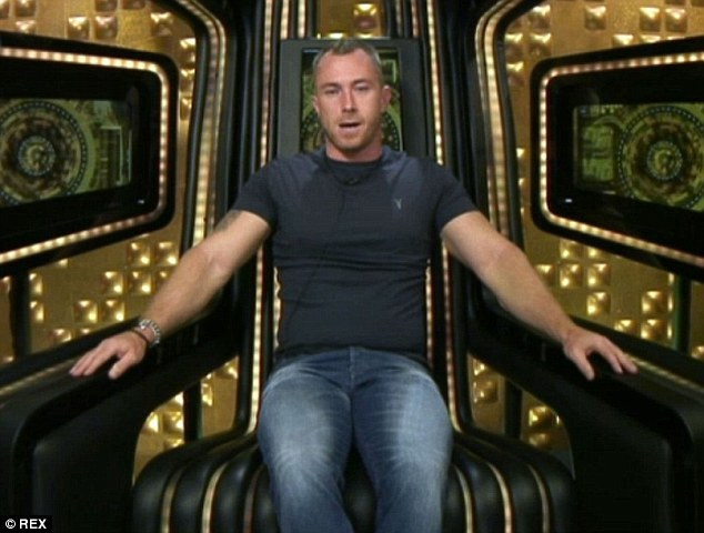 Warning: Big Brother pulled James into the Diary Room to tell him to treat Gary with respect and to ensure he wasn't excluded from the group