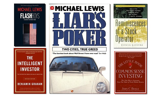 Five of the best: There's a wealth of great investing books out there - I've picked five that are entertaining reads