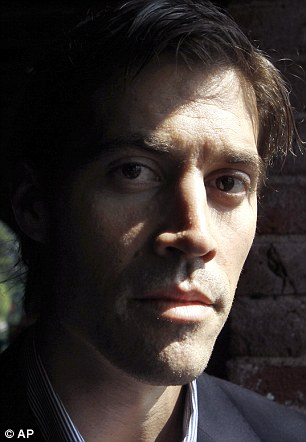 Courageous: James Foley was previously kidnapped in Libya but returned to reporting on the most dangerous places in the world until his kidnapping by ISIS militants in November 2012