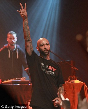 Career trajectory: Budden is a member of the Slaughterhouse hip hop crew and a star of VH1's Love and Hip Hop