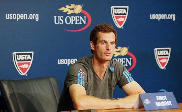 Is it working? Andy Murray is facing a decisive test at the US Open under coach Amelie Mauresmo