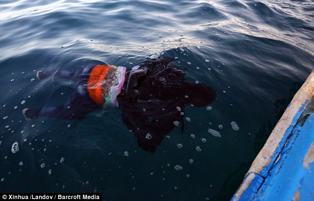 More than 200 passengers are feared to have drowned in a desperate attempt to make it to Europe