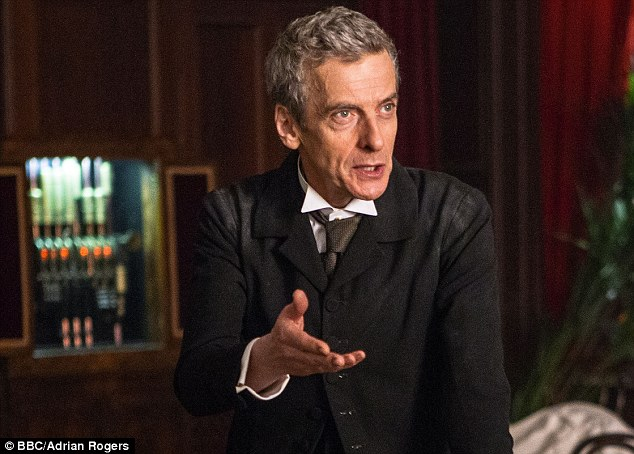 Peter Capaldi made his debut in the lead role of Doctor Who; his performance has been described as troubled, edgy and even cruel