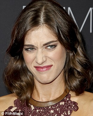 Head to head: Claire Danes and Lizzy Caplan have both been nominated in the category for Outstanding Lead Actress in a Drama Series for their respective roles in Homeland and Master Of Sex