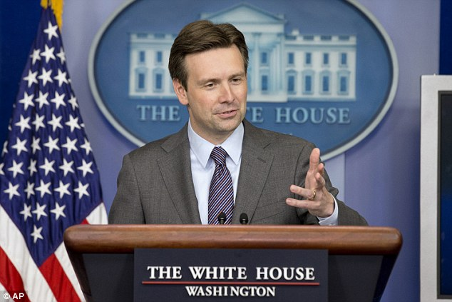 What about the backups? White House spokesman Josh Earnest said on June 20 that Lerner's computer 'crashed' and claimed the Obama administration had tried to 'cooperate with legitimate questions'