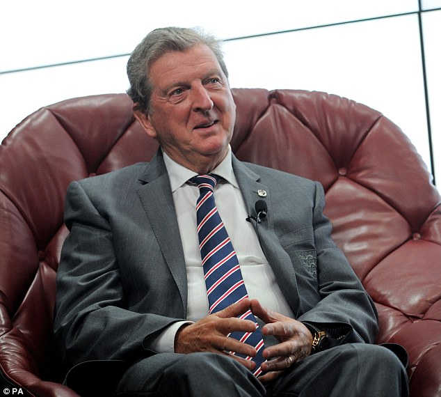 Plenty to ponder: Roy Hodgson will soon select his squad for the first Euro 2016 qualifier with Switzerland