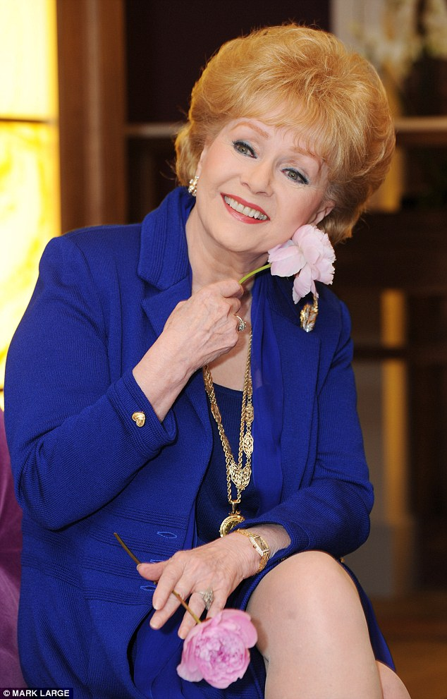 Actress Debbie Reynolds (pictured) was a prolific collector of Hollywood costumes, but has been forced to sell most of the items recently
