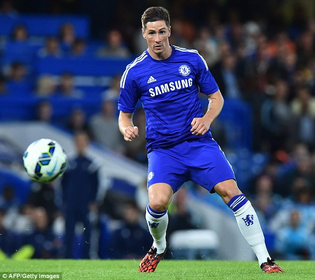 Alternative? Milan have approached Chelsea about Fernando Torres, but Borini would be a cheaper option