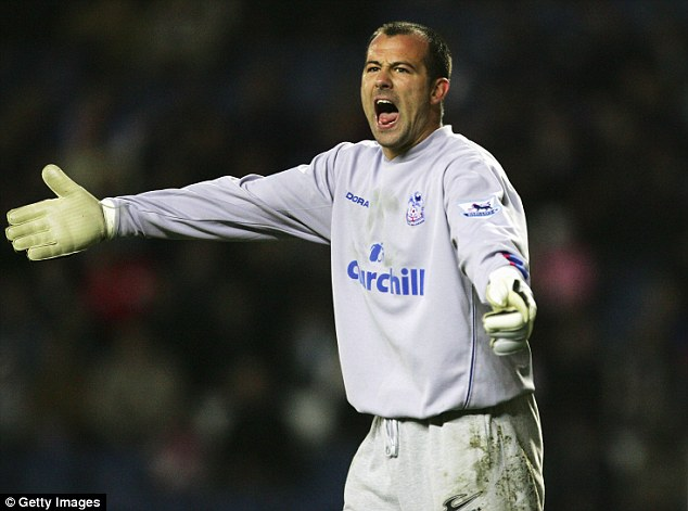 Premier league experience: Kiraly represented Crystal Palace, Aston Villa and West Ham in the top flight