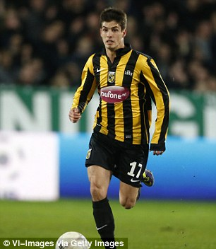 Lucas Piazon has spent the last three seasons out on loan