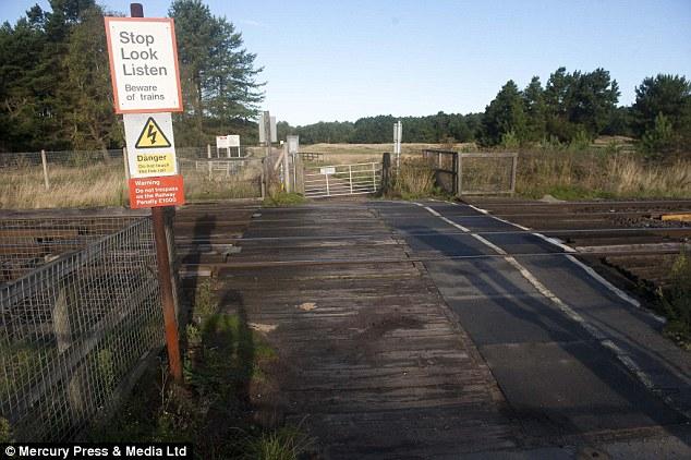 The drama graduate, from Glastonbury, was killed atFisherman's level crossing near Ainsdale, Lancashire