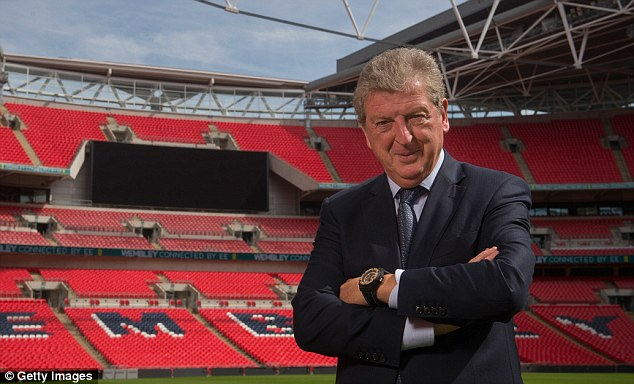 Tought tests: Roy Hodgson's men will prepare for the next major tournaments by facing Europe's best sides