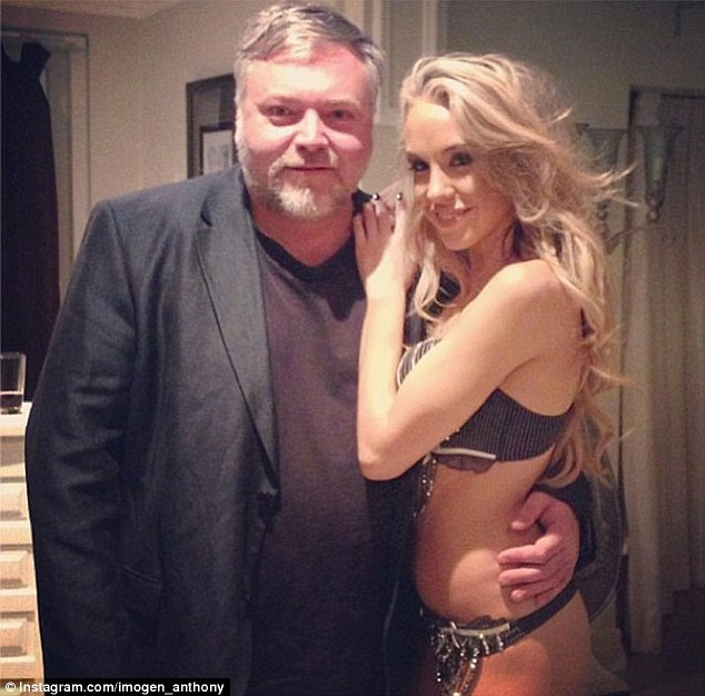 Silver foxes! Shock jock Kyle revealed on air in June that the long term lovers have discussed having a family in the future