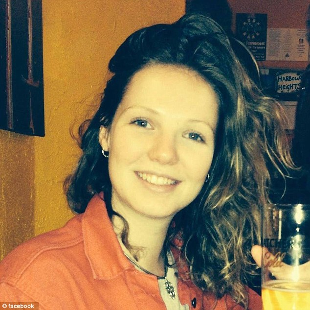Tributes on Facebook to the 22-year-old describe her as a 'wonderfully spirited girl who will be sadly missed'