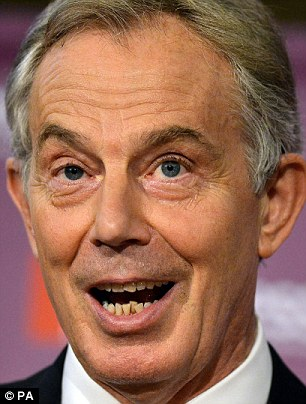 Tony Blair - hated by many in his own party