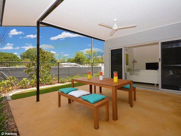 A house for sale at 69 Boulter Road in  Berrimah, Darwin. The inner-east suburb was the best for long-term capital growth in the city