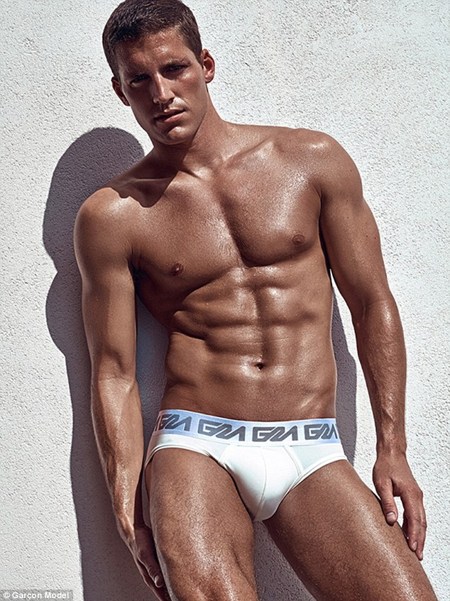 Men's underwear brand Garçon Model conducted brand new research into male buying habits