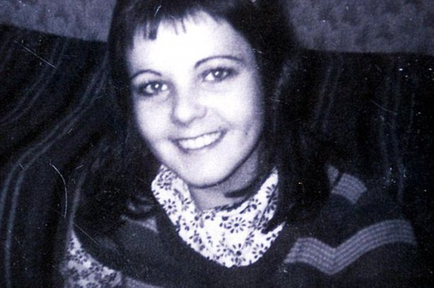 Saved: Caroline, seen here in 1972, the year she met the Wests, was originally employed as the couple's nanny