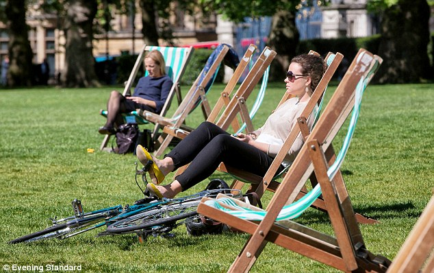 Kick back and relax: September is the least stressful month of the year, according to new research