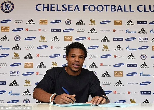 """Remy: 'When I heard Chelsea wanted me I said """"let's go"""" because they are one of the best clubs in the world'"""