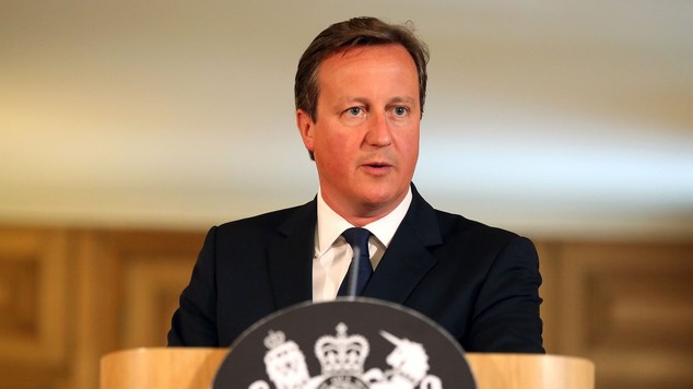 Prime Minister David Cameron said the intelligence and security services believe that at least 500 Britons had gone to fight in Syria and potentially Iraq