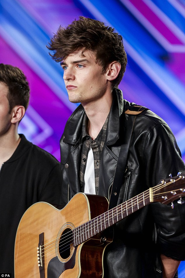 Just like Harry? The 1D hunk's cousin is tipped for success after impressing the X Factor judges at the auditions with his band