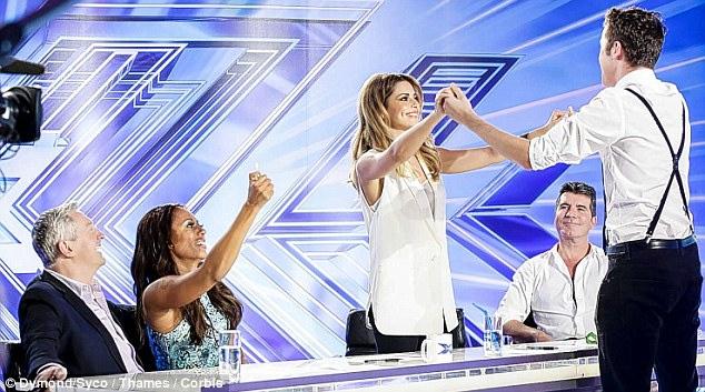 Stealing the show: Cheryl may have been the name on everyone's lips this weekend, but bookings to her Judge's Houses destination have not seen an increase as yet