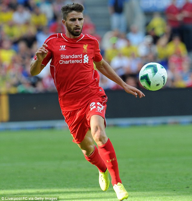 Value: Liverpool wanted a return on the £12m they spent on Borini, rather than letting him leave on loan