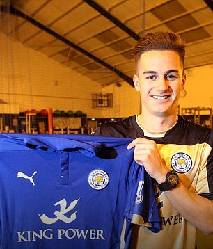 Same road: Powell and Lawrence have both made the move from Manchester United