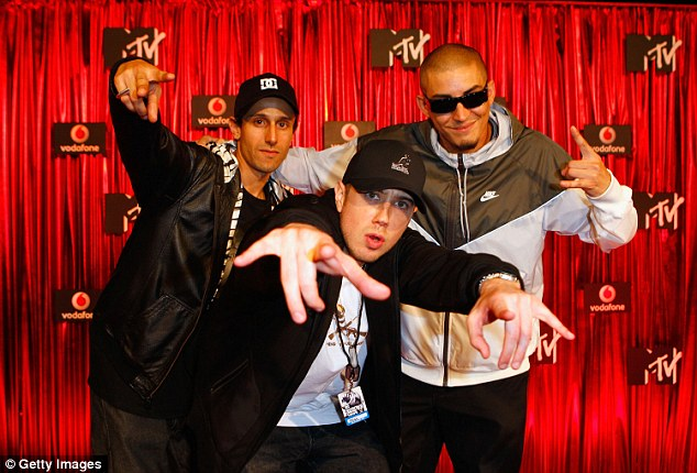 Dsiappointing: Bliss N Eso have found considerable success, with their last two albums shooting to the top of the ARIA charts and both being certified platinum