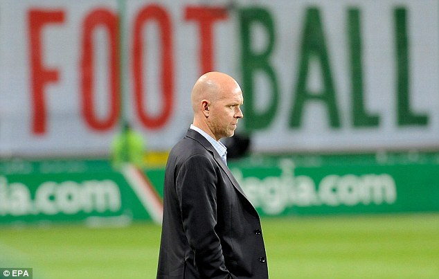 Manager: Henning Berg is Legia's manager and may feel aggrieved that he is not in the Champions League