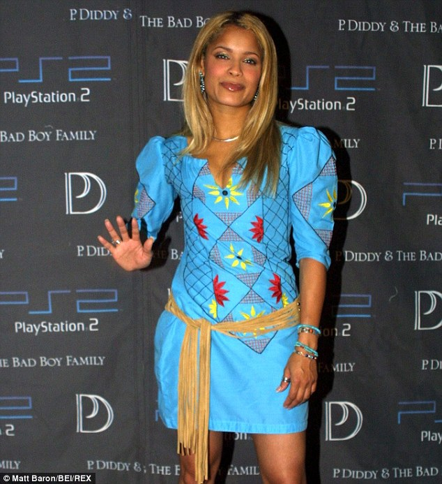 In custody: Singer Blu Cantrell - of 2001's Hit 'Em Up Style fame - was reportedly picked up by police in the early hours of Wednesday morning and taken to hospital for a psychological evaluation after running around the streets in Santa Monica claiming to have been given 'poisonous gas'