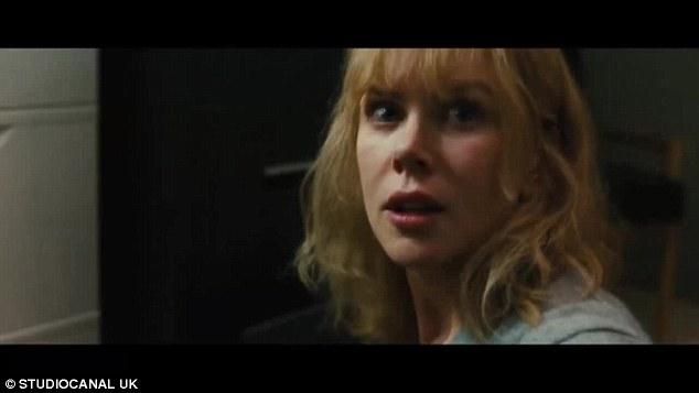 Horror! The mystery thriller follows amnesiac Christine Lucas (Nicole Kidman), who loses her memory every night