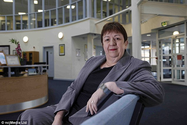 Headmistress Lynne Ackland said parents and pupils had been given enough warning about the uniform
