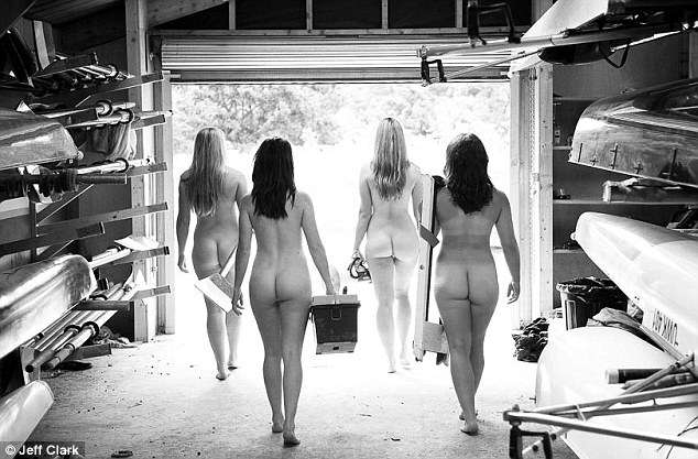 The group has already shot its 2015 calendar, which is due to be released in October this year