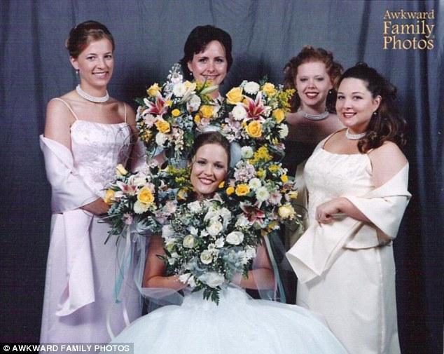 Weird Weddings: A Look At The Most Awkward Bridesmaid